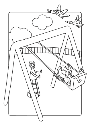 Swing Colouring Proof